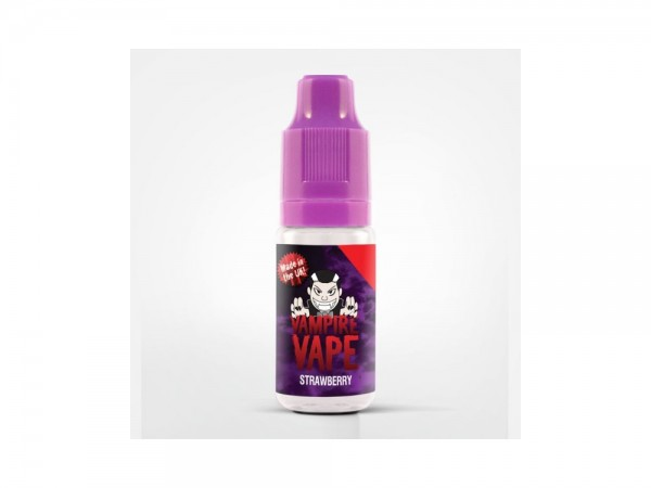 Vampire Vape Strawberry - E-Zigaretten Liquid