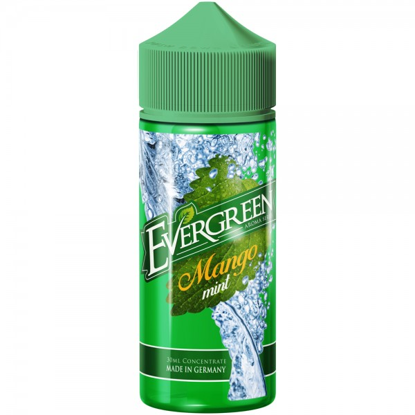 Evergreen Aroma - Mango Mint 30ml Longfill