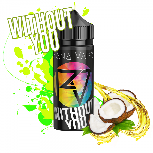Fana Vape Aroma - Aroma Without You 20ml Longfill