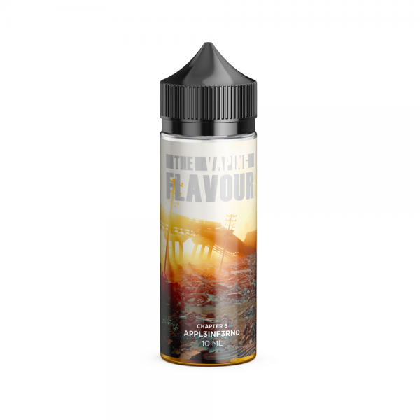 The Vaping Flavour - Ch. 6 - Appl3inf3rn0 (Appleinferno)