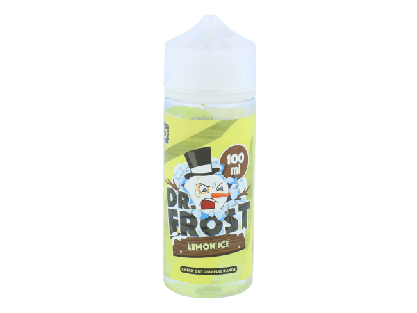 Dr. Frost - Lemon Ice 100ml / 120ml