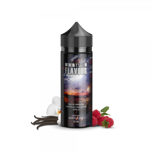 The Vaping Flavour - Ch. 1 - Berrycalypse