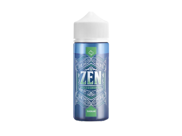 Sique Berlin - Zen 100ml 0mg Shortfill
