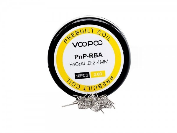 VooPoo - PnP - 0,6 Ohm Coil (10 Stk.)