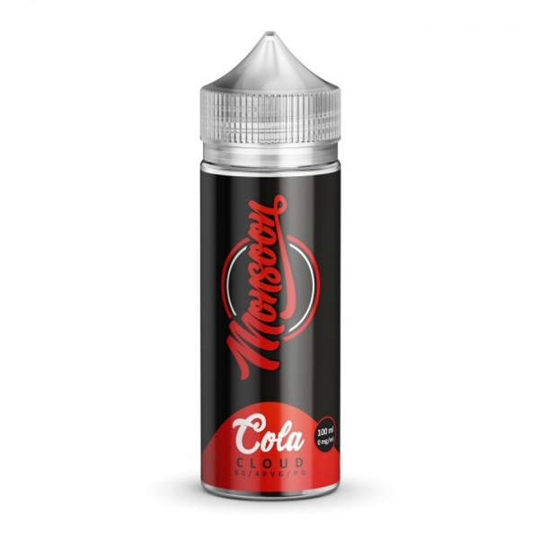 Cola Clouds 100ml Shortfill Liquid by Monsoon