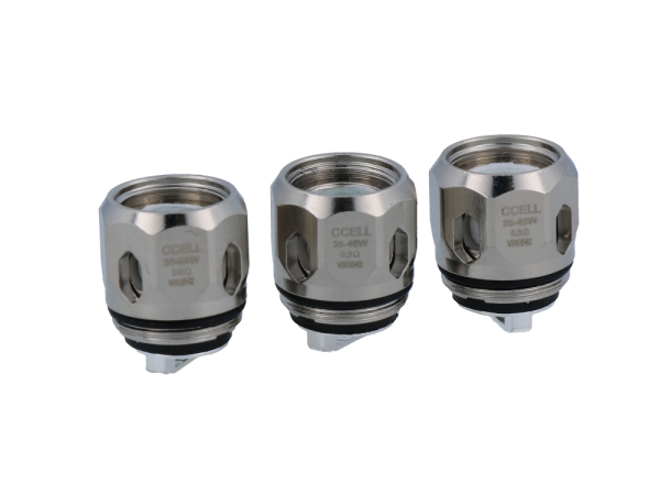 Vaporesso - GT CCELL 2 0,3 Ohm Coils (3 Stk.)