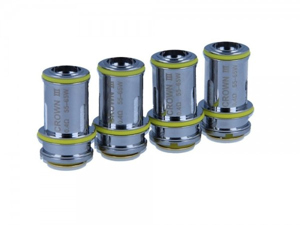 Uwell - Crown 3 Parallel Coils (4 Stk.)