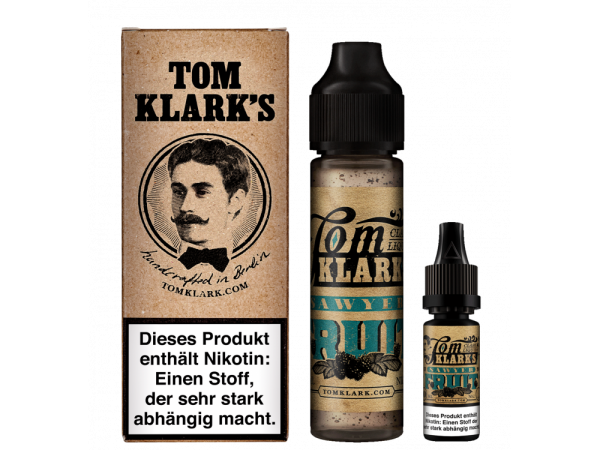 Tom Klark´s - Frucht 50ml + 10ml Shot Bundle
